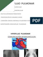 Hiperflujo Pulmonar Cc