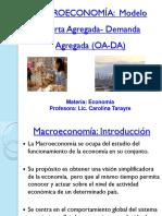6- Macroeconomia. Modelo Oa-da Last