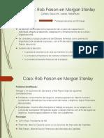 Caso Rob Parson