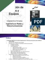Certificacion de Redes y Equipos Ing