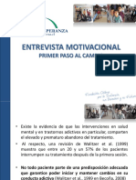 PPT Entrevista Motivacional