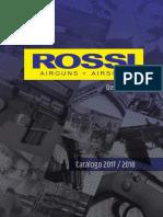Catalogo Rossi 2017 2018