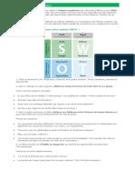 Préparer Une Analyse SWOT