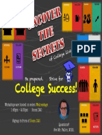 College Life Poster 2018-19