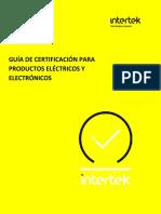 Guía Para La Certificación IACSA