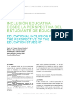 Inclusion Educaiva