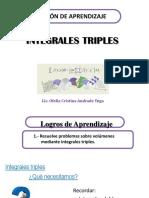4.Integral Triple Integrales Iteradas Volumenes Cambio Variable Coordenadas Cilíndricas Coordenadas Esféricas