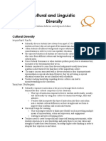 edu 5275 presentation handout  cultural and linguistic diversity