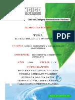 Ciclo Del Agua PDF