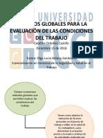 Métodos Globales Para La Evaluación de Las Condiciones...
