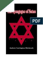 La Sinagoga de Satán. Andrew Hitchcock