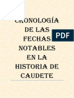 Cronología de la Historia de Caudete.1.3