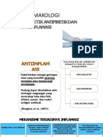Anti Inflamasi Ppt Dan Antibiotik