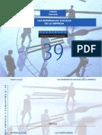 Cuaderno039 - Las Referencias Sociales de La Empresa
