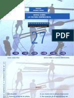 Cuaderno027 - Notas sobre la cultura empresarial.pdf