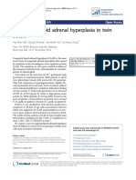 hiperplasia adrenal