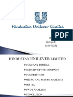Introduction to HUL