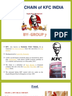 Kfc Supply Chain