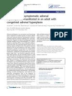 hiperplasia adrenal