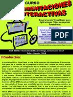 PresentacionesinteractivasPROGRAMACION POWERPOINT
