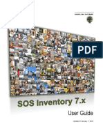 SOS Inventory User Guide