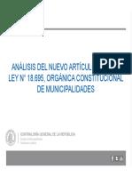 31 Nuevo artículo 16 de la ley N° 18.695.pptx