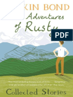 The Adventures of Rusty Collected Stories Ruskin Bond