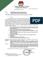 (BPD) Regulasi Pejabat Yang Dilarang Ikut Kampanye