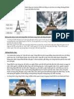Tháp Eiffel Thành Công Hay Thất Bại