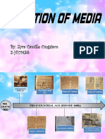 Evolution of Media by Zyra Ongsiaco.pptx