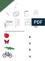 Preschoolers test