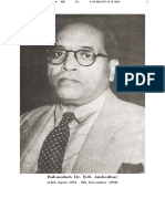 Dr. Babasaheb Ambedkar, Writings and Speeches Volume 8