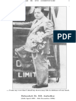 Dr. Babasaheb Ambedkar, Writings and Speeches Volume 17 Part 1