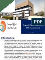 Doroob Profile