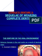 3 SEQUELAE OF DENTURE WEARING.ppt