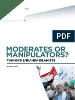 HJS Ennahda Report