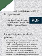 CEPAL Información y Comunicación