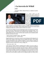 Cronica de Travesia de Wiki