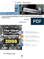 Financial Crisis and Its Global Implication