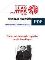 1.Etapas Del Desarrollo Cognitivo - Piaget
