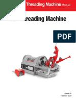1224 Threading Machine - Operator's Manual.pdf