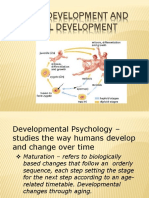 Chap 2 - Physical Development