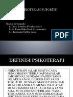 (NIM 041-043) PPT PSIKOTERAPI SUPORTIF KLP 1.pptx