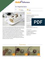 GZRic Tronchetto Salato Vegetariano