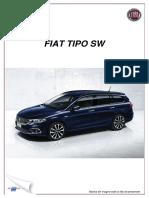 Fisa Fiat TIPO SW E6D 31 Decembrie 2018