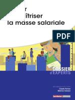Piloter Et Maitriser La Masse Salariale