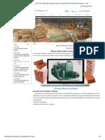 Modern Hoffman Kiln for Firing Bricks Firing Clay Bricks--Shaanxi Baoshen Machinery (Group) Co., Ltd