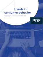 Future Trends in Consumer Behavior