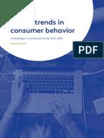 Future Trends in Consumer Behavior