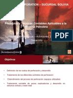 ActivIdades de Perforación y Desarrollo (Final)